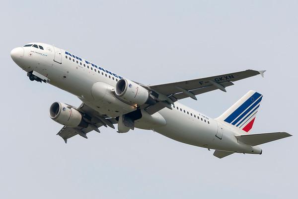 F-GKXN - Airbus A320-214