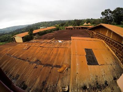 Desplaçades refugiades? Djunang, Cameroun