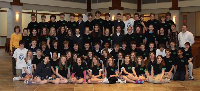2009 8th Grade