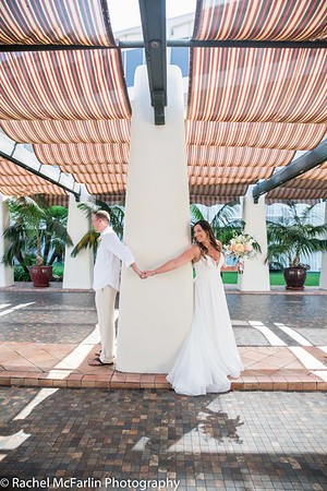 Mission Beach Wedding Photographer San Diego 92109 Bahia Resort Bahia Belle