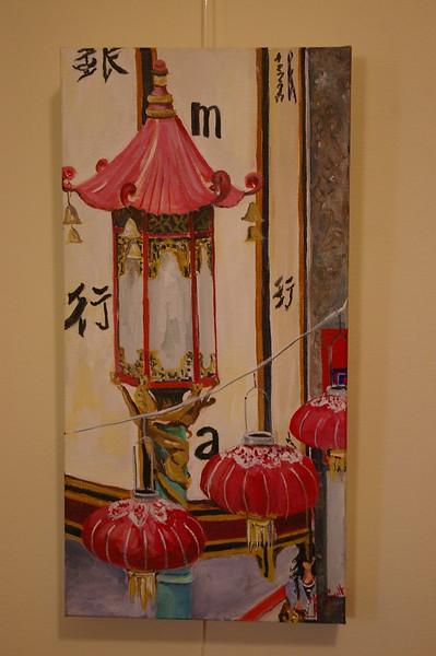 Lanter in china Town #2