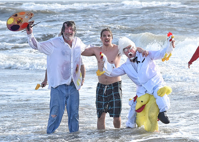 WHBFD Polar Plunge 2020 Assist