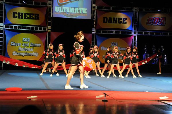 Chardon Comp Cheerleading - COA Ultimate