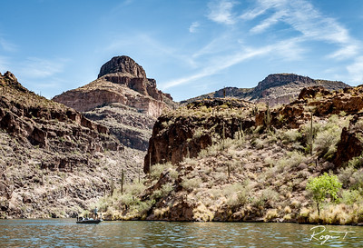 Arizona, Canyon Lake