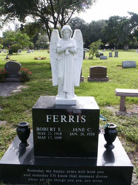 Robert E. and Jane C. Ferris