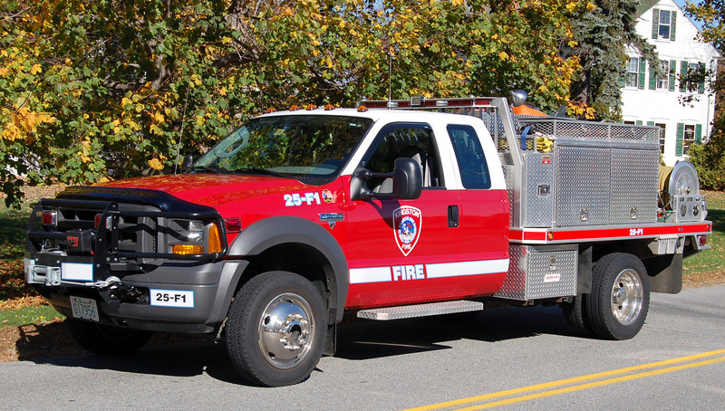 Forestry 1  2005 Ford F-550