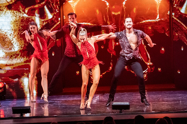 Dancing with the Stars Live! show on February 8th