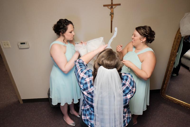 St. Peter's Wedding Prep