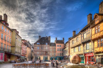 Chalon sur Saône - Saône et Loire (Bourgogne) - France