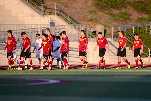 CIF Playoff TP at Mission Hills, 2-20-13