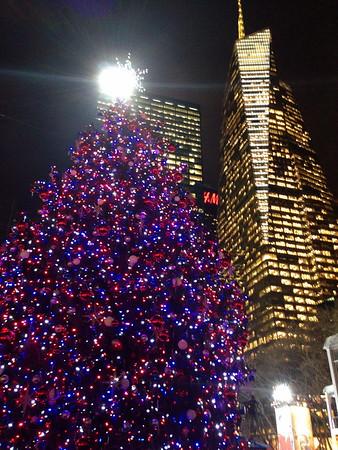 New York - December