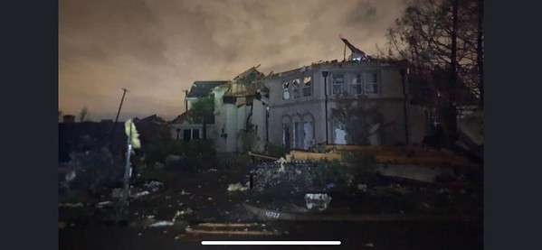 2019 Dallas Tornado