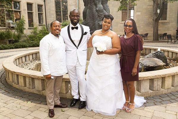 Obikwelu Wedding
