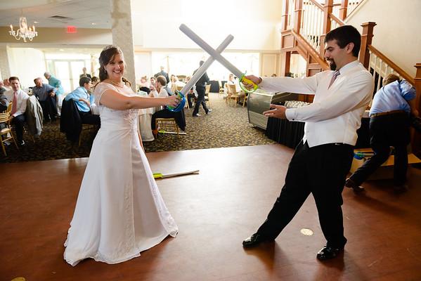 Rick & Sarah Wedding