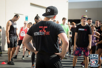 Free EPIC Workout at Fitness on Fire