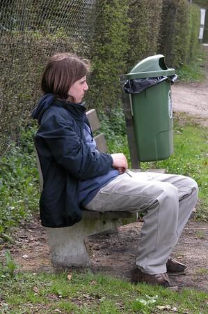 2003-2004 - Kamp - VIK - Kampverkenning - Bonheiden (2004-04-03)