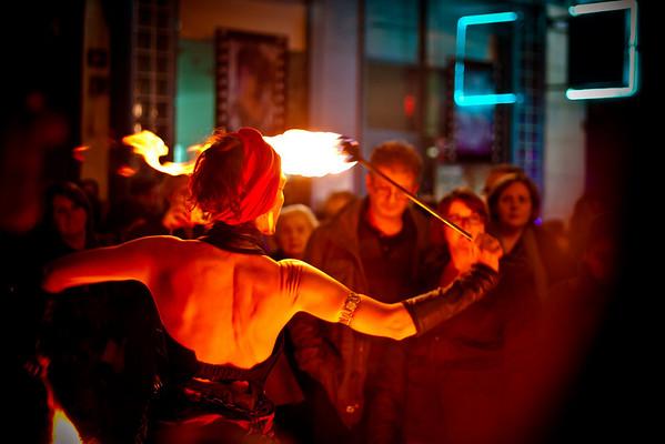 Fête des Lumières 2010 (December 2010)