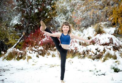 Annabelle Dance~Snow