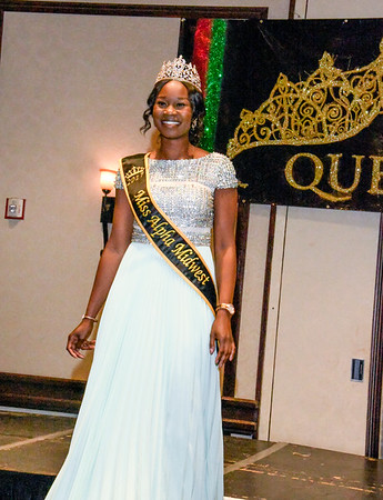 Ms Black & Gold Pageant