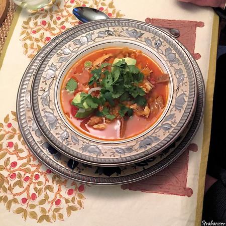 Ray's Tortilla Soup