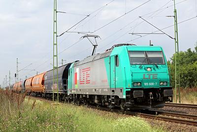 LTE Logistik und Transport GmbH