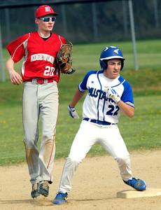 Edgewood at Grand Valley Baseball 4-27, 2021