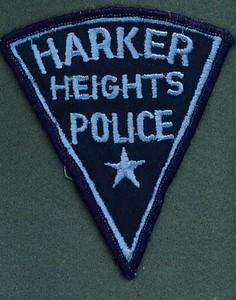 Harker Heights Police