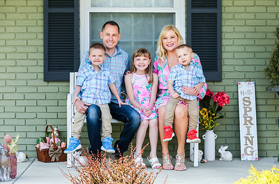 LH Spring Family Portrait Session 2021