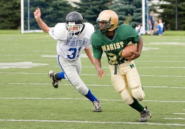 Marist Varsity Football