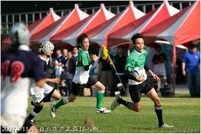 台灣大學VS海洋大學藍隊(NTU vs NTOU Blue)
