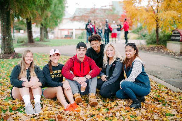 La Roche College. Fall 2018.