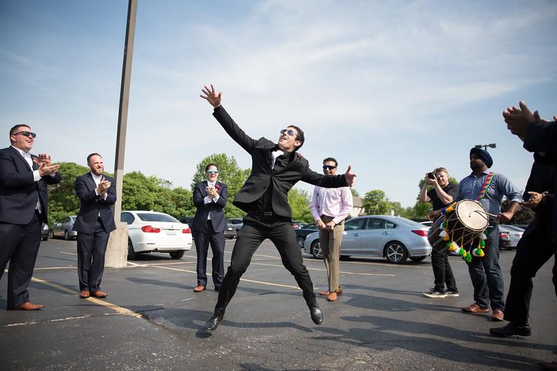 LeCapeWeddings Chicago Photographer - Renu and Ryan - Hilton Oakbrook Hills Indian Wedding -  440.jpg