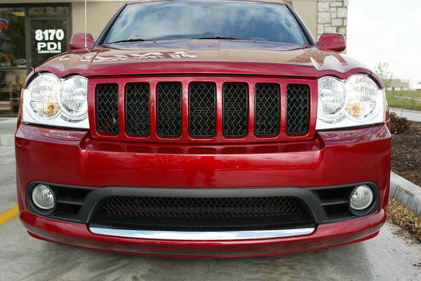 08 Jeep Grand Cherokee SRT8
