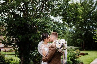 Lauren and Craig Vale Marquee Wedding