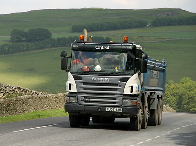 Central (Construction materials, plant hire & transport)