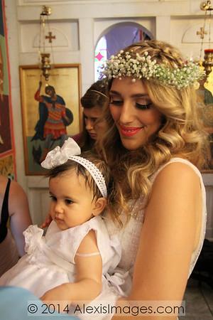 Amalia & George Wedding - also Chrysalida baptism