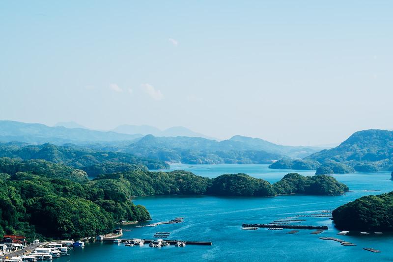 A Kyushu Bay