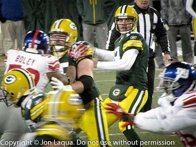 Giants vs Packers