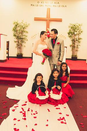 Myra & Ronnel / Carson, CA Wedding