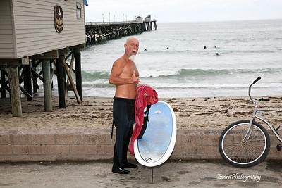 San Clemente Surfers 5-7-2008