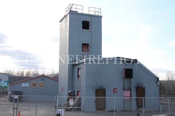 Wolcott Fire School - CT