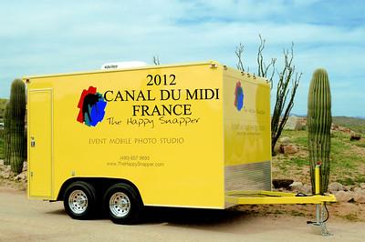 CANAL du MIDI France - 2012