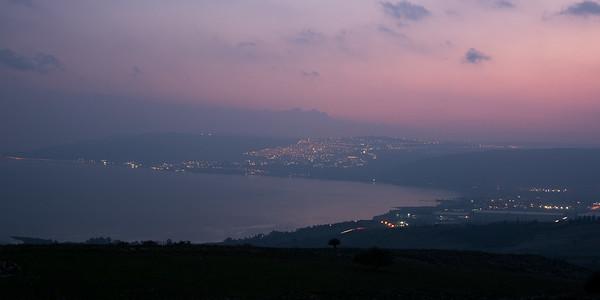 GALILEE - NORTHERN ISRAEL