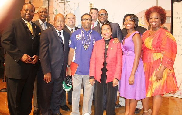 MLK Brotherhood Panel