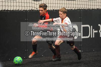 ESFA Indoor Finals - Boys