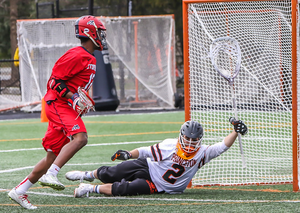 NCAA LaCrosse Top Photos