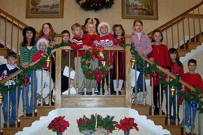 HOPE/JOY Caroling - Dec 2008