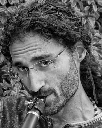 Asaf Ophir, Clarinet