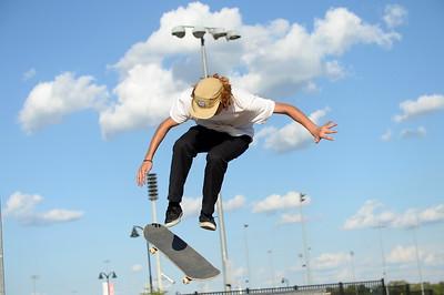 Skateboarding & BMX Biking