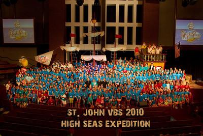 St John VBS 2010